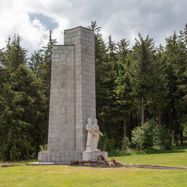 French National Resistance Memorial