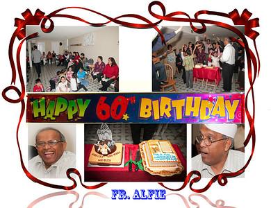 Fr. Alfie's Birthday