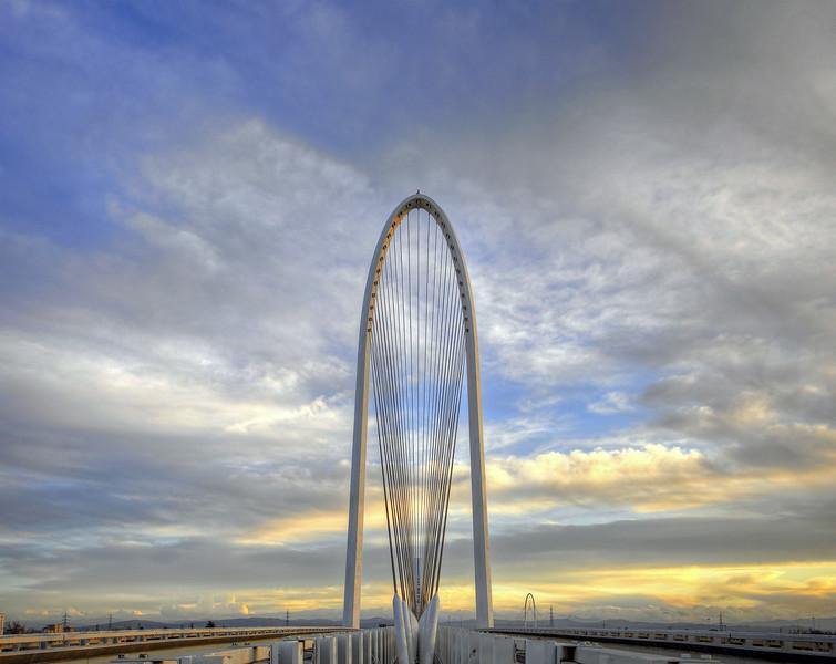 Vele di Calatrava, North Bridge - Reggio Emilia, Italy - 2010