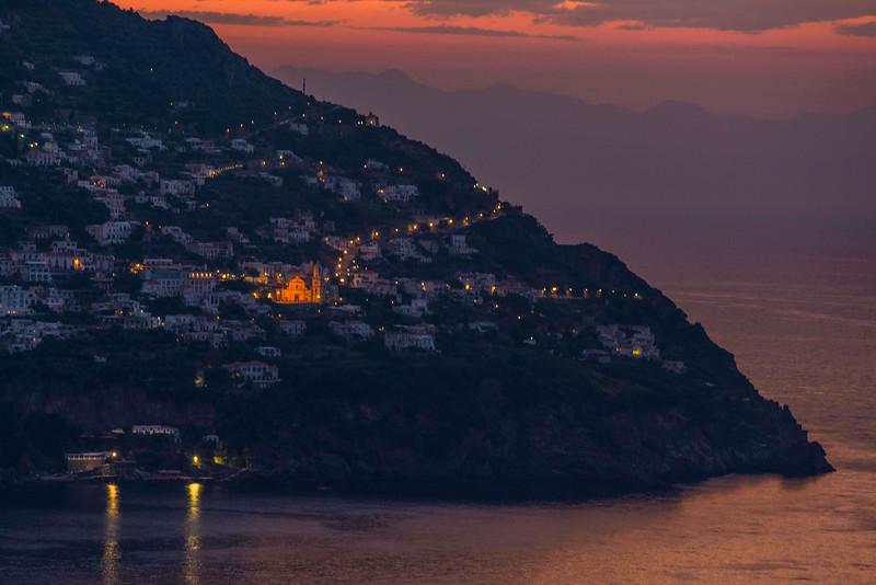 Priano, Almalfi Coast, Italy