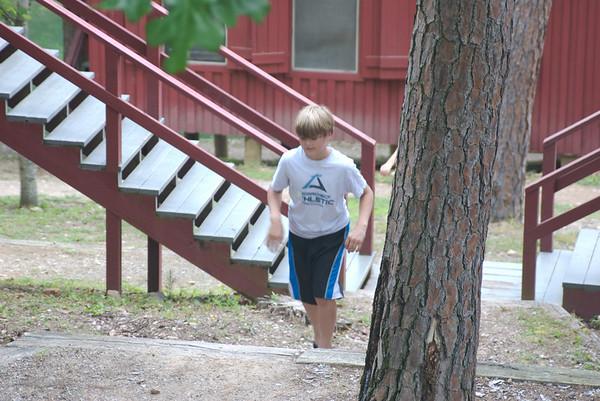 The kids do camp...2007