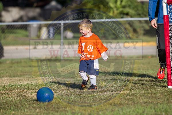 YMCA Soccer 9-13-14