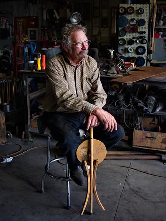 Alf's Blacksmith, Buena Vista, CO