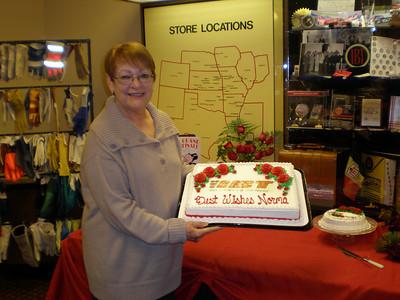 Norma Shepard's Retirement