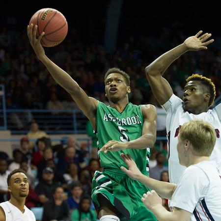 2015 NC AAA State Championship Game - Ashbrook vs. Terry Sanford - 3/14/15