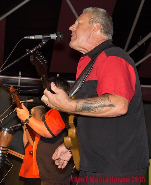 King Pins @ Gordon Biersch 7-31-2015