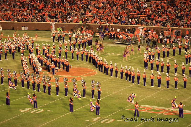 Tiger Band and the Song that Shakes the Southland - Tiger Rag!