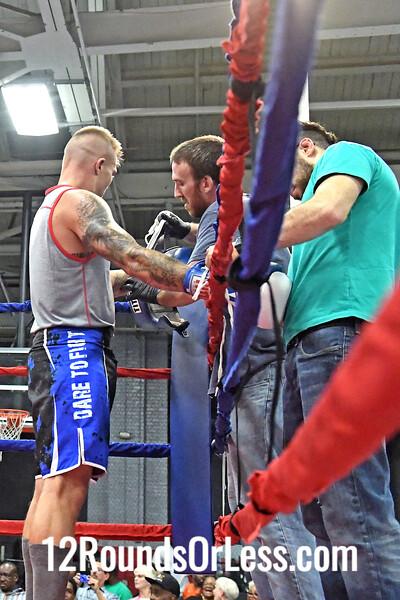 Bout 10 Nick Rados, Blue Gloves, Wrestling Factory -vs- Mark Schindler, Red Bloves, CBC, 178 Lbs, Novice