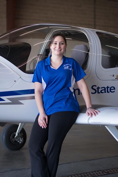 Womens Air Race Flight Team 2017