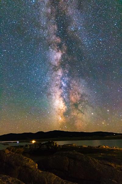 Eleven Miles of Stars