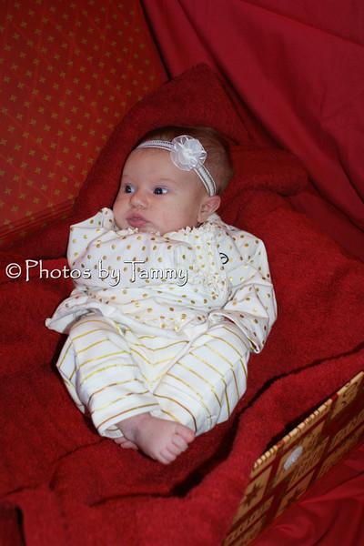 Baby Elizabeth's Portraits