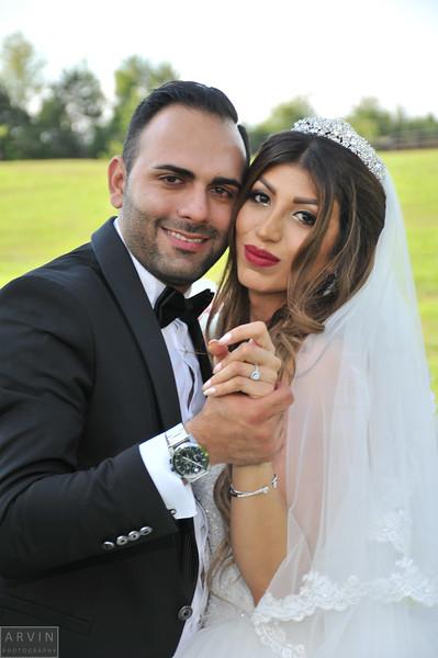 Niloufar and Iman