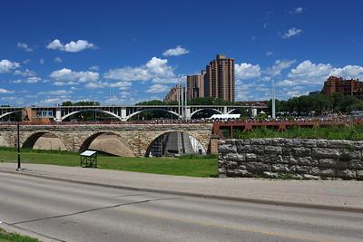 Stone Arch Bridge 6-16-2013