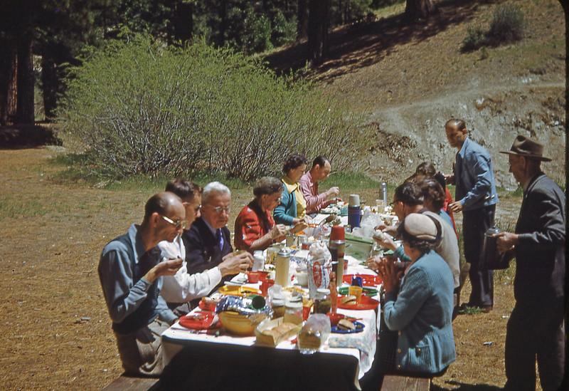 Alice's Birthday Picnic 1951