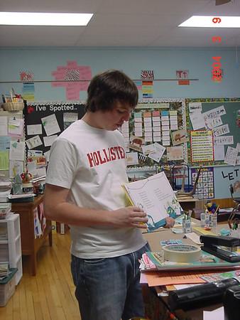 High School Guest Readers