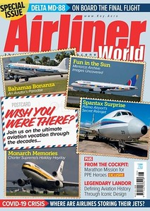 Airliner World August 2020