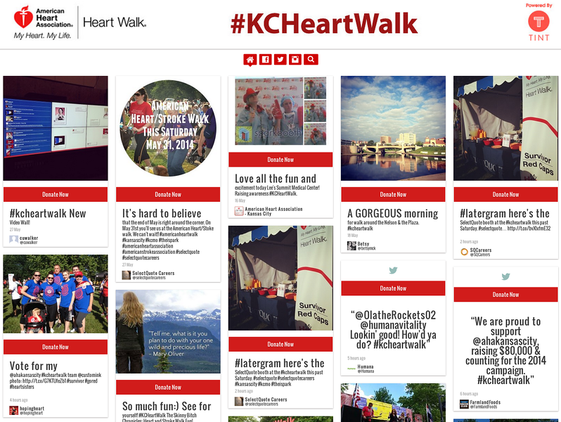 KC HeartWalk CTA