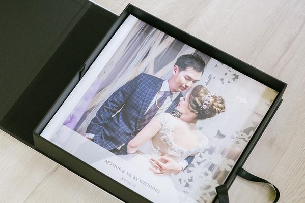 WEDDING BOX 婚禮實體成品|詳見服務方案