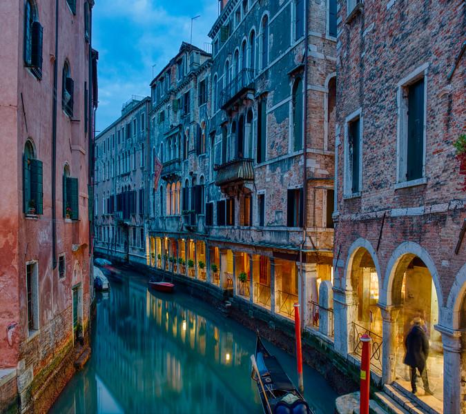 A Last Night in Venice