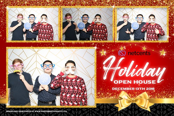 Netcents Technology Holiday Party