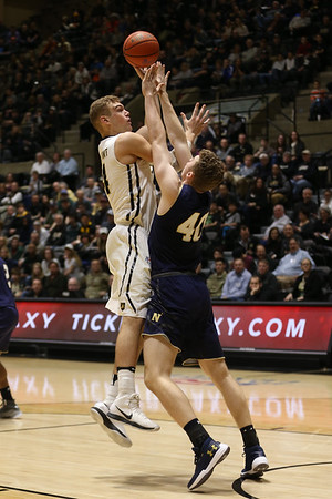 Army v Navy Basketball 180210