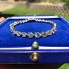 10.50ctw Round Brilliant Diamond Tennis Bracelet 33