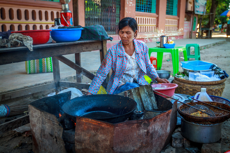 Sagaing Pottery Village