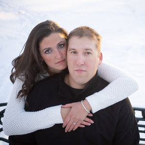 Serena and Scott's Engagement Photos