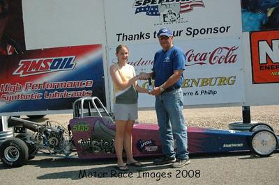 Winners Circle July 6, 2008