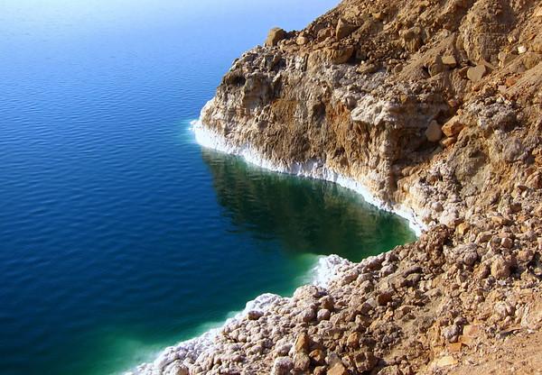 Dead Sea. Jordan