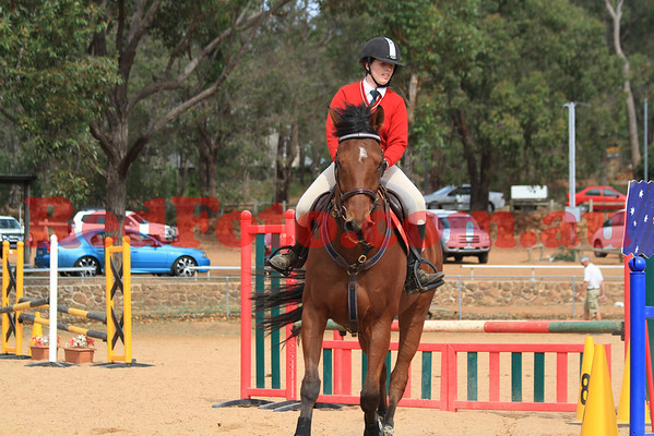 Gidgegannup ShowJumping May