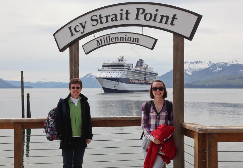 our cruise ship, Celebrity Millennium