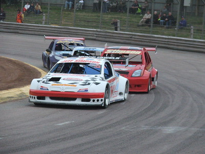 2008 Thunder 500 - Martin Kingston