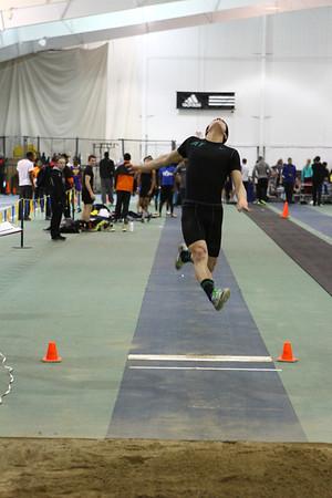 MITS Track at UM 1-17-2013 - Long Jump