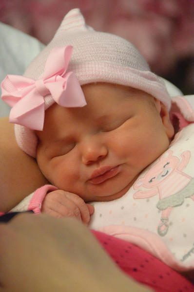 Welcome Olivia