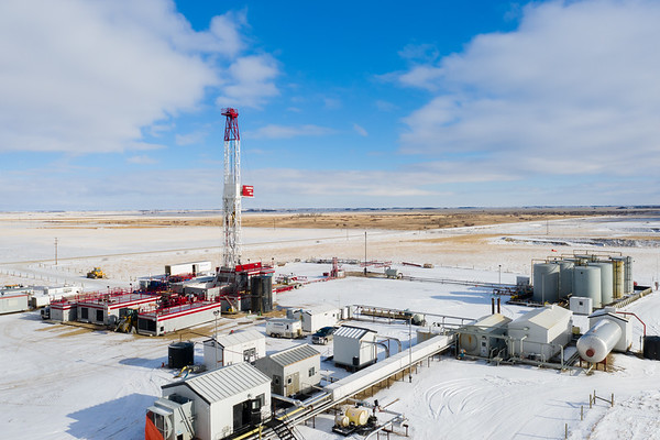 Astra Oil Pinto Drilling at Battery
