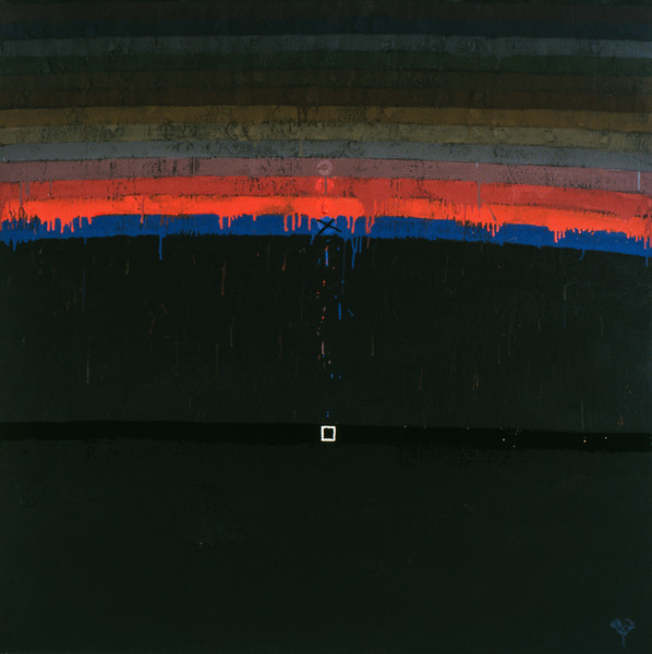 Painted Wall #25 (1996)
