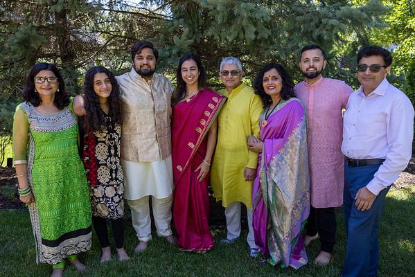 Mitali+Adi Nandi Puja
