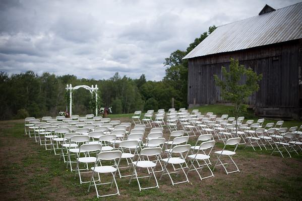 Northern Michigan Farm Rustic Wedding Photography Keely Dakota