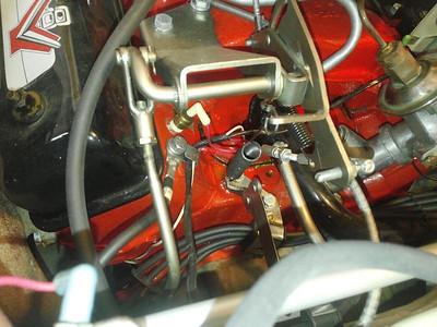 2013 Heater valve repair