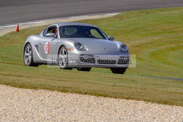 RC 88 Silver Porsche