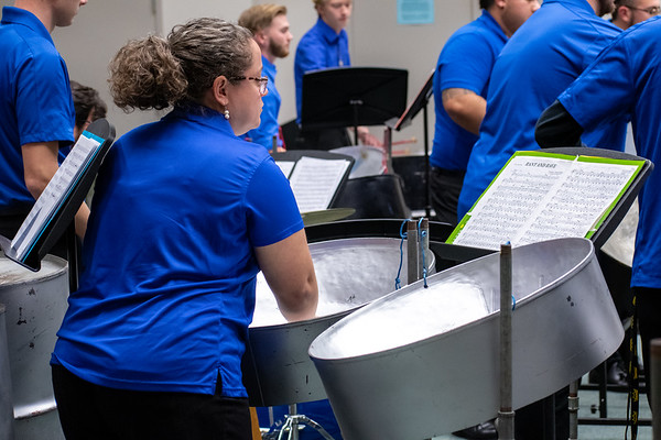 Steel Drum Ensemble Concert