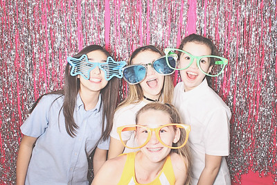 3-7-20 Atlanta Our Lady of the Assumption Catholic School Photo Booth - OLA Sock Hop 2020 - Robot Booth