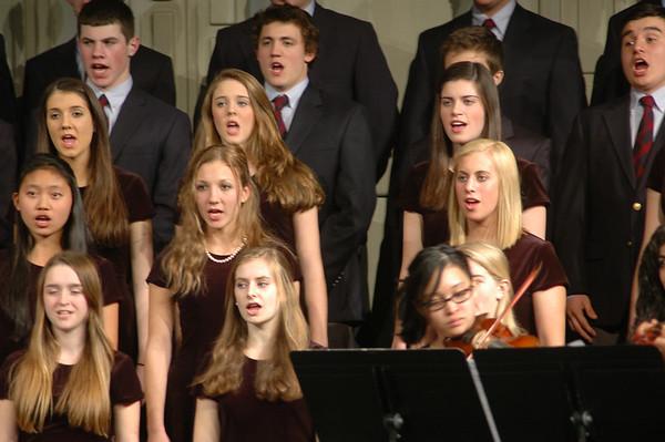 Singing Patriots Bon Voyage Concert 2011