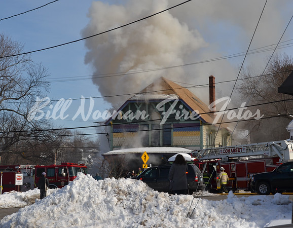 """Cohasset Ma, Antique Store-Feb 12, 2014- 3 alarms"
