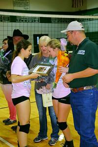 Volleyball Senior Night 2014,   FREE DOWNLOAD
