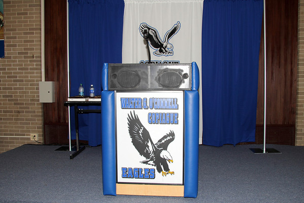 2012 Copiague High School Hall Of Achievement Induction Ceremony