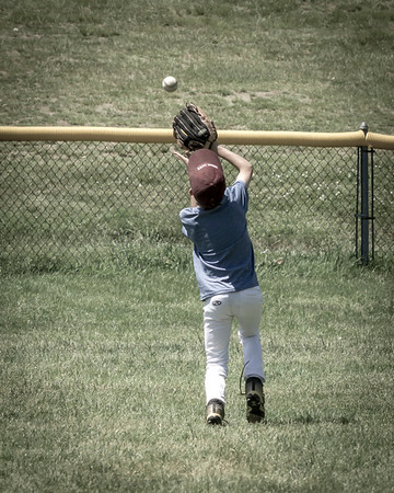 Baseball Practice June 03, 2018