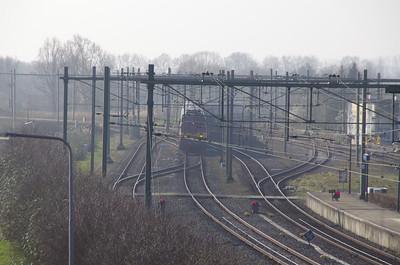 EETC 1254 Skitrein Geldermalsen 9 maart 2014