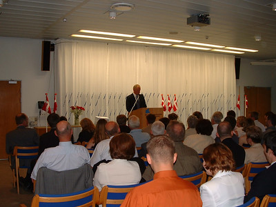 Graduation Summer 2005 AAUE